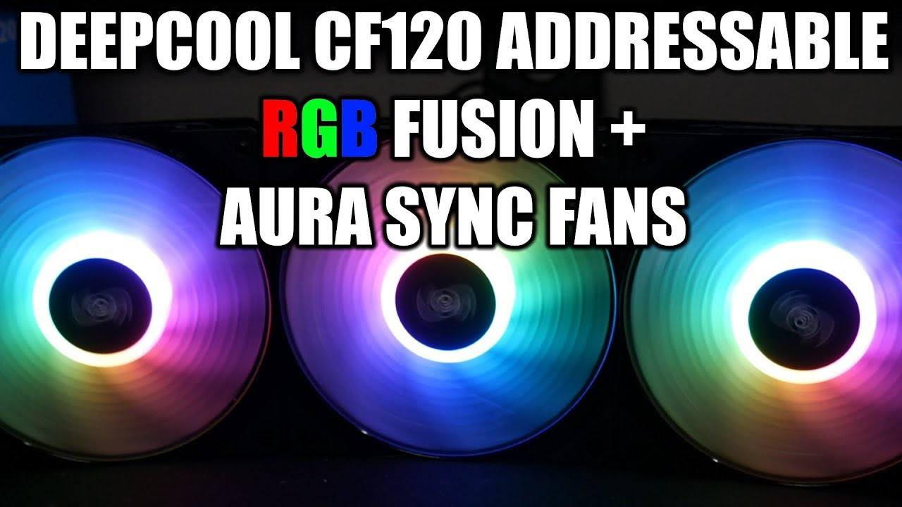 HOW DO I GET RAINBOW RGB FANS WITH ASROCK MOTHERBOARDS  - Programs