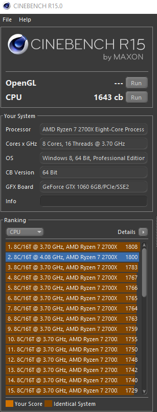 2700x system would continue to crash randomly at stock