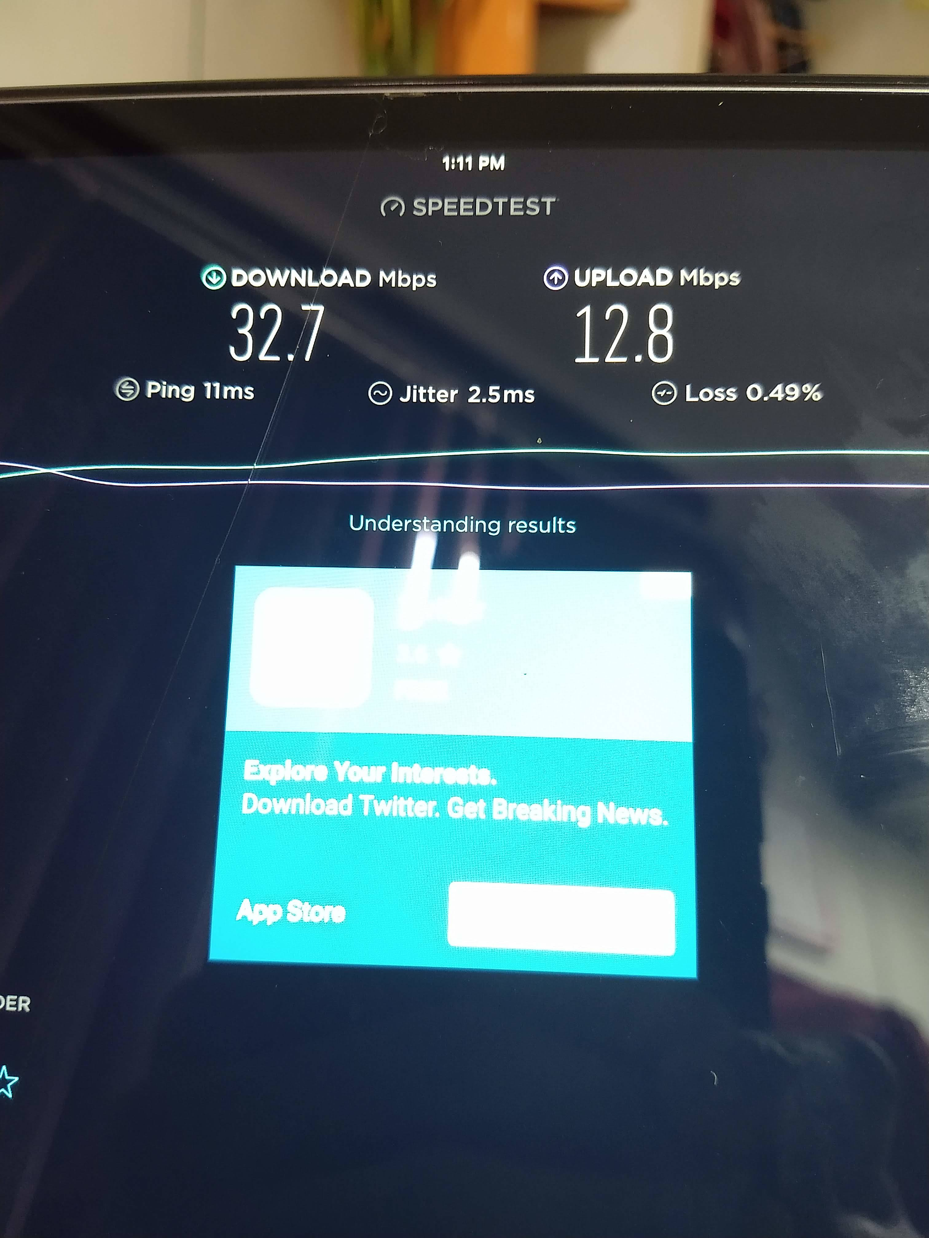 Not getting 300 Mbps I paid, could it be the modem? - Networking