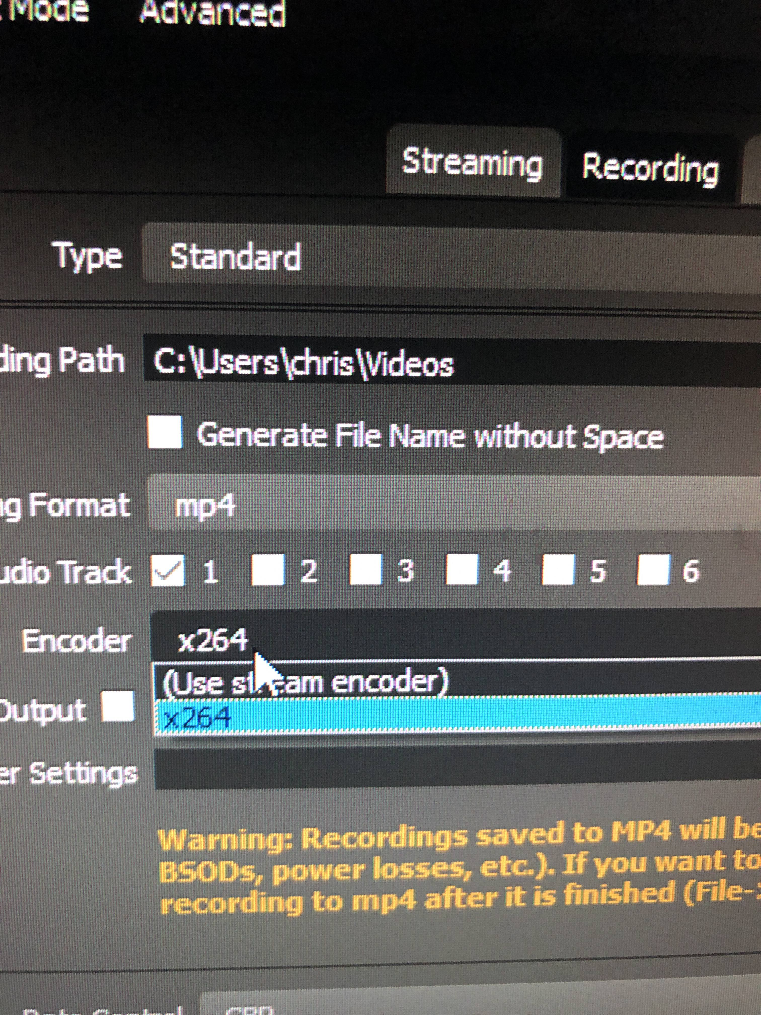 Obs won't recognize my amd encoder - Programs, Apps and