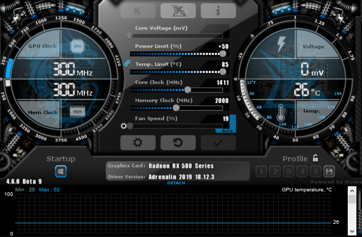 Sapphire Nitro+ RX 580 at 300MHz - Graphics Cards - Linus