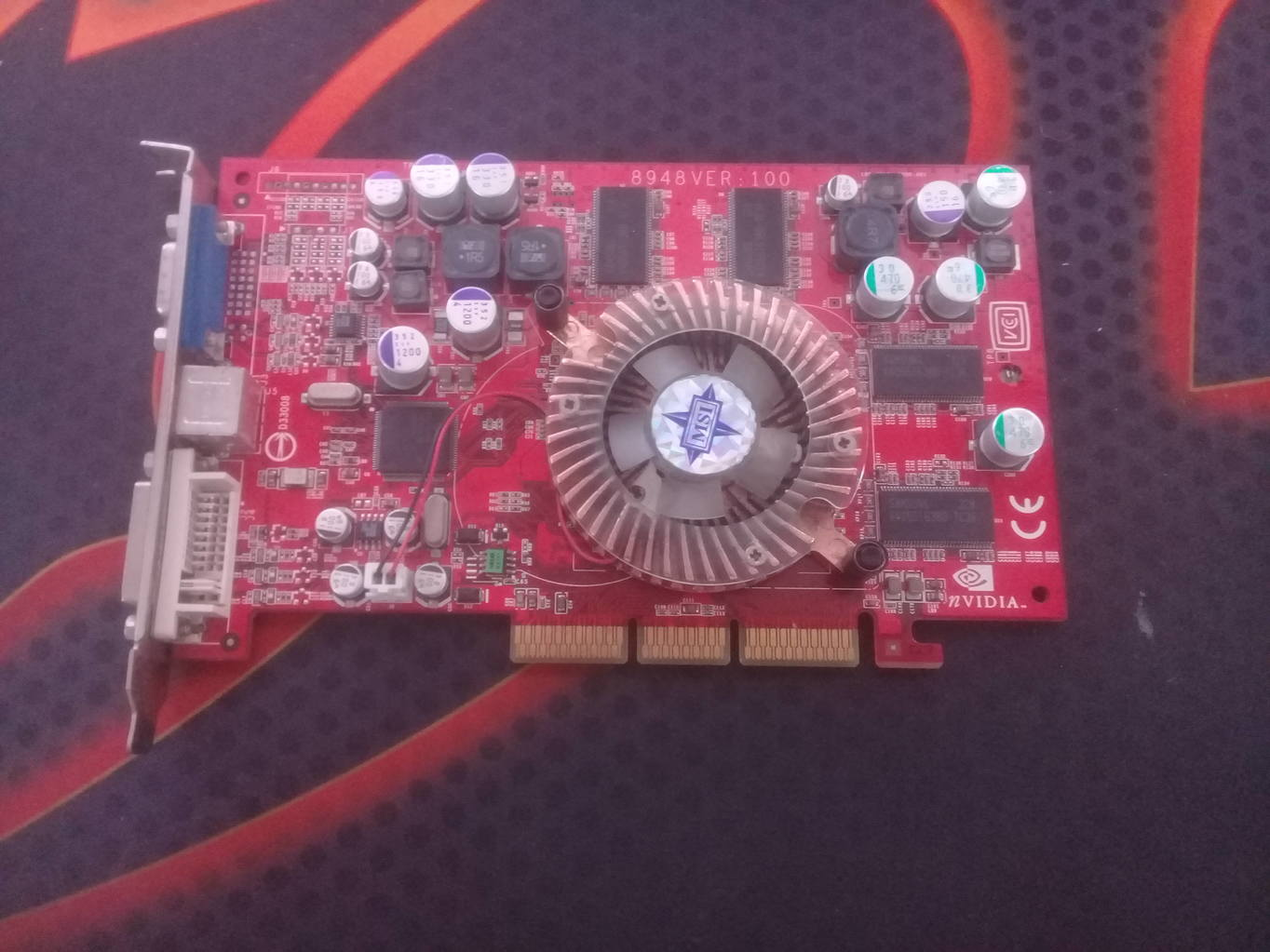 old gpu's msi and asus nvidia cards help with price