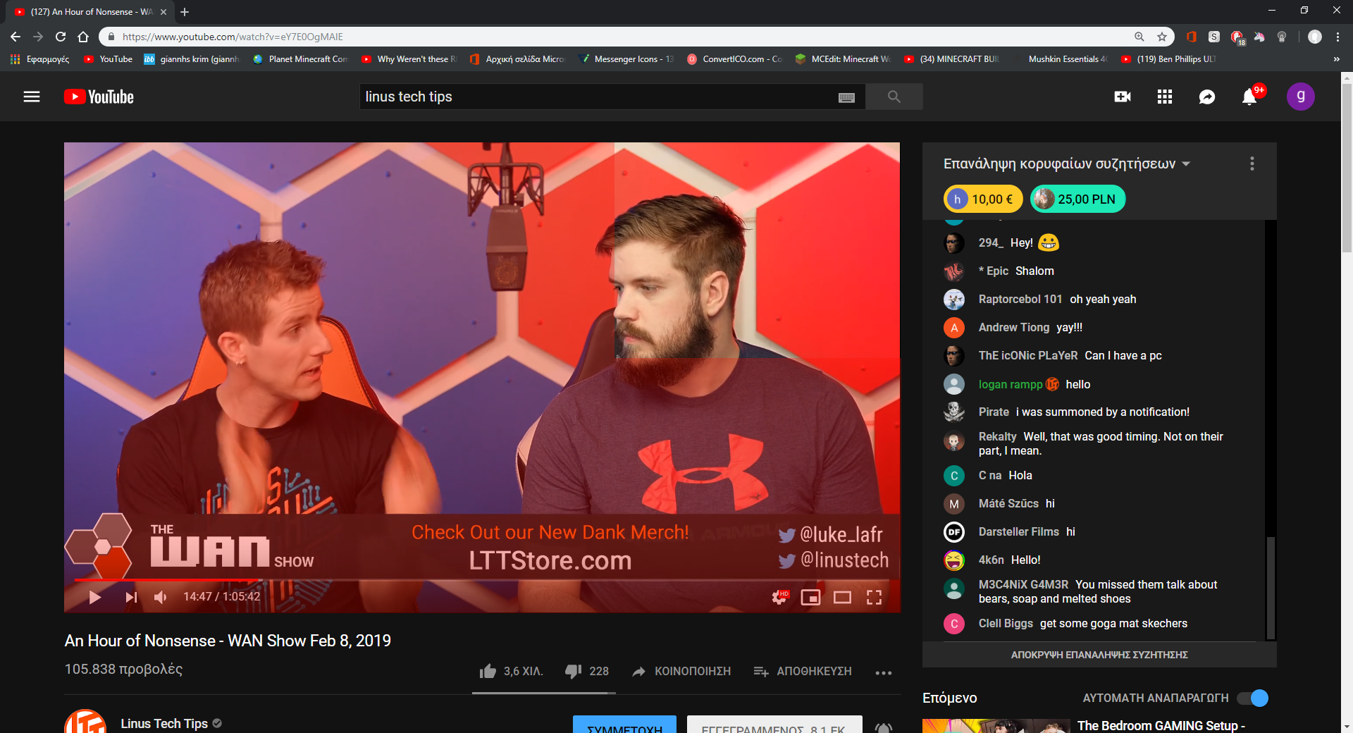 Youtube videos have a red tint to them - Graphics Cards - Linus Tech