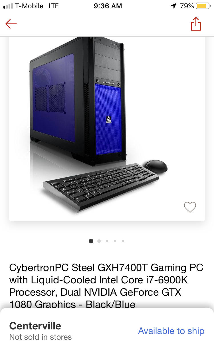 Just decided to get into PC gaming! Is this a good PC to buy