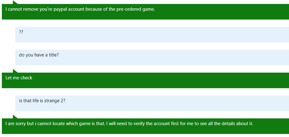 Time to steal peoples paypal accounts guys (free games) - Console