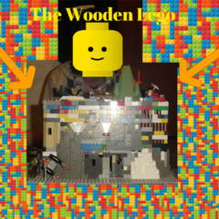 The Wooden Lego