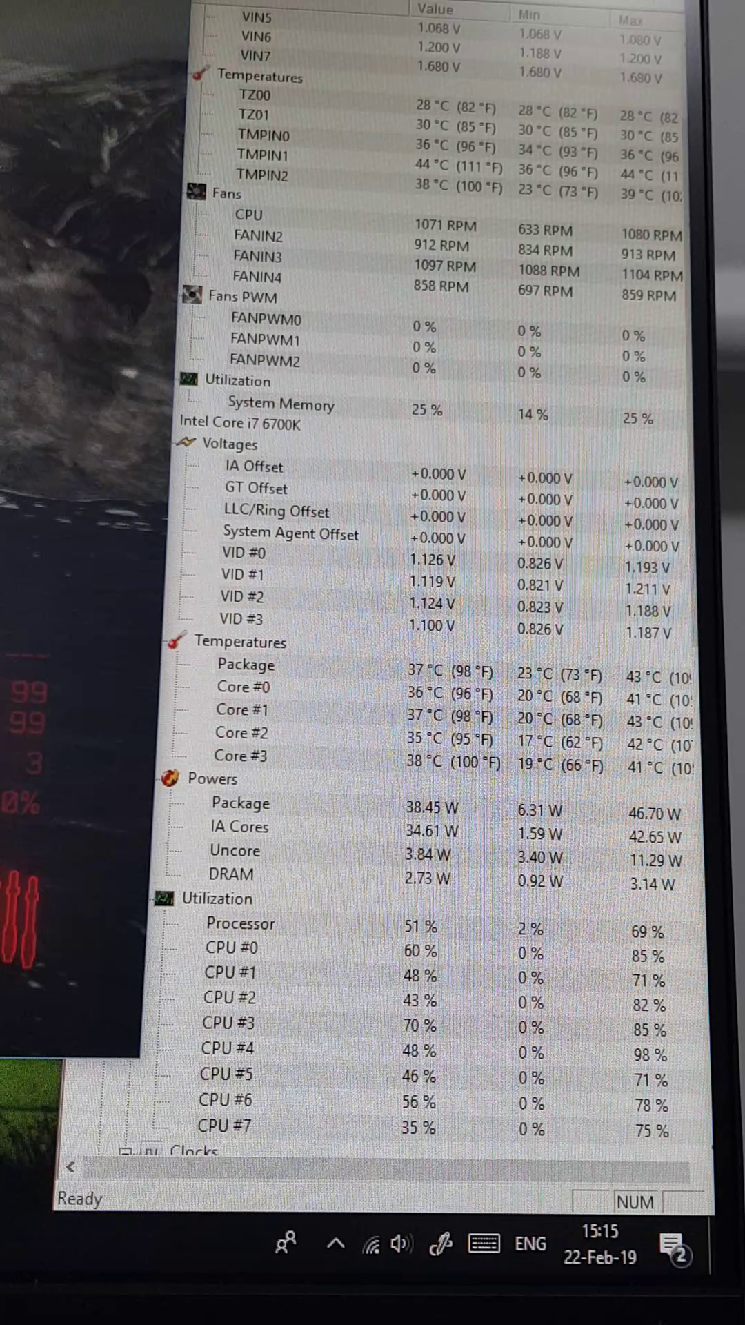 Computer power crashes in FPS intensive mid to high graphic detail
