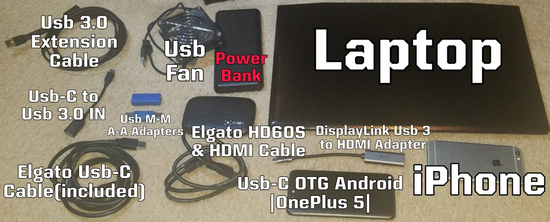 Stream Android to PC 1080p60FPS W/Audio NO ROOT - Guides and