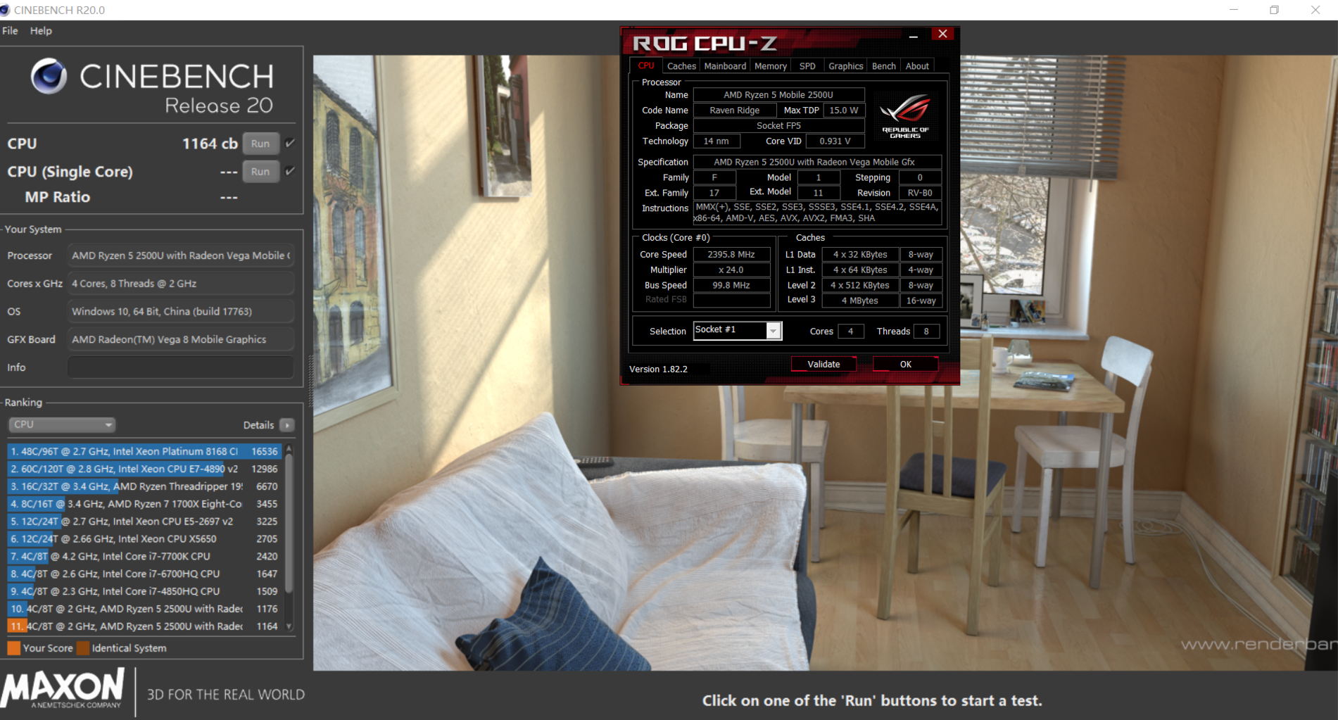 cinebench r20 use battery mode.PNG