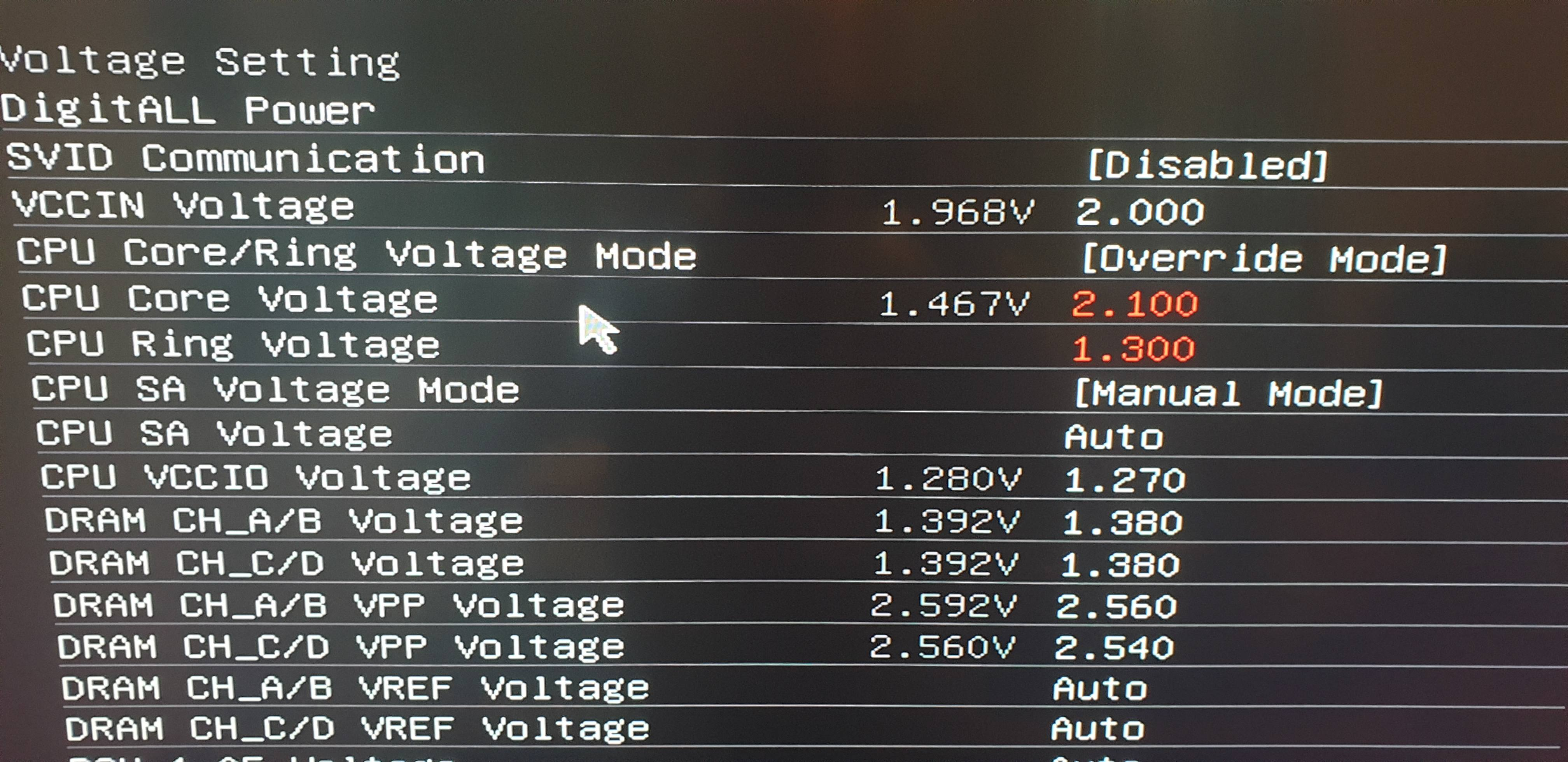 Overclocking way past 4 5ghz and still low temps - Page 2