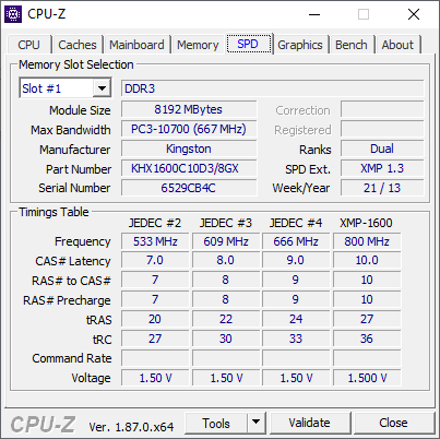 i am running dual channel? - CPUs, Motherboards, and Memory