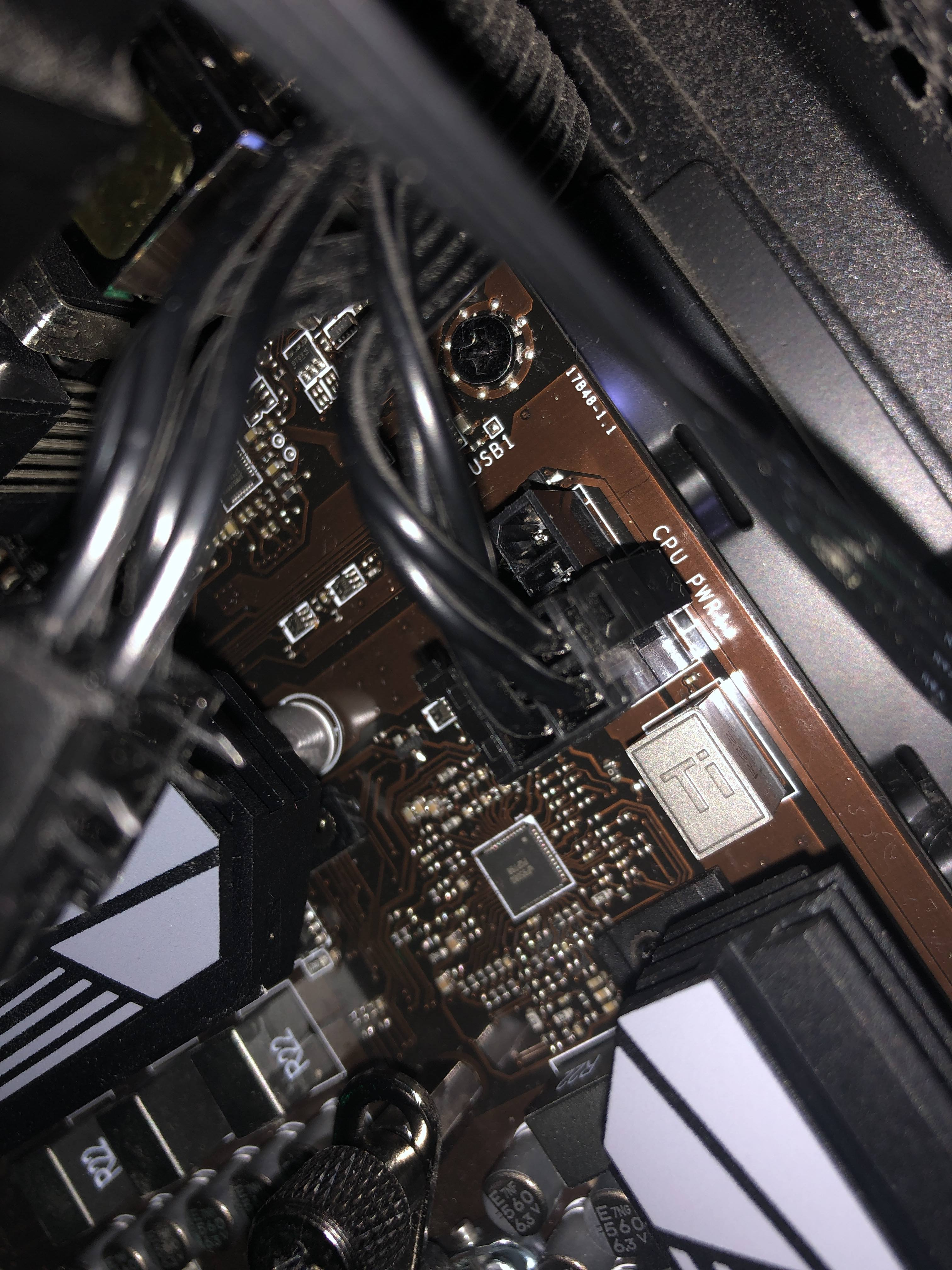 No Display After changing parts and motherboard