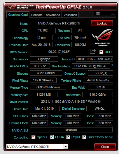 Windforce OC Vbios identification and help - Graphics Cards