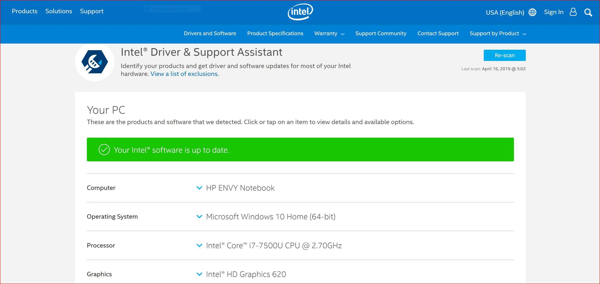 Intel Driver and Support Assistant Solved.JPG