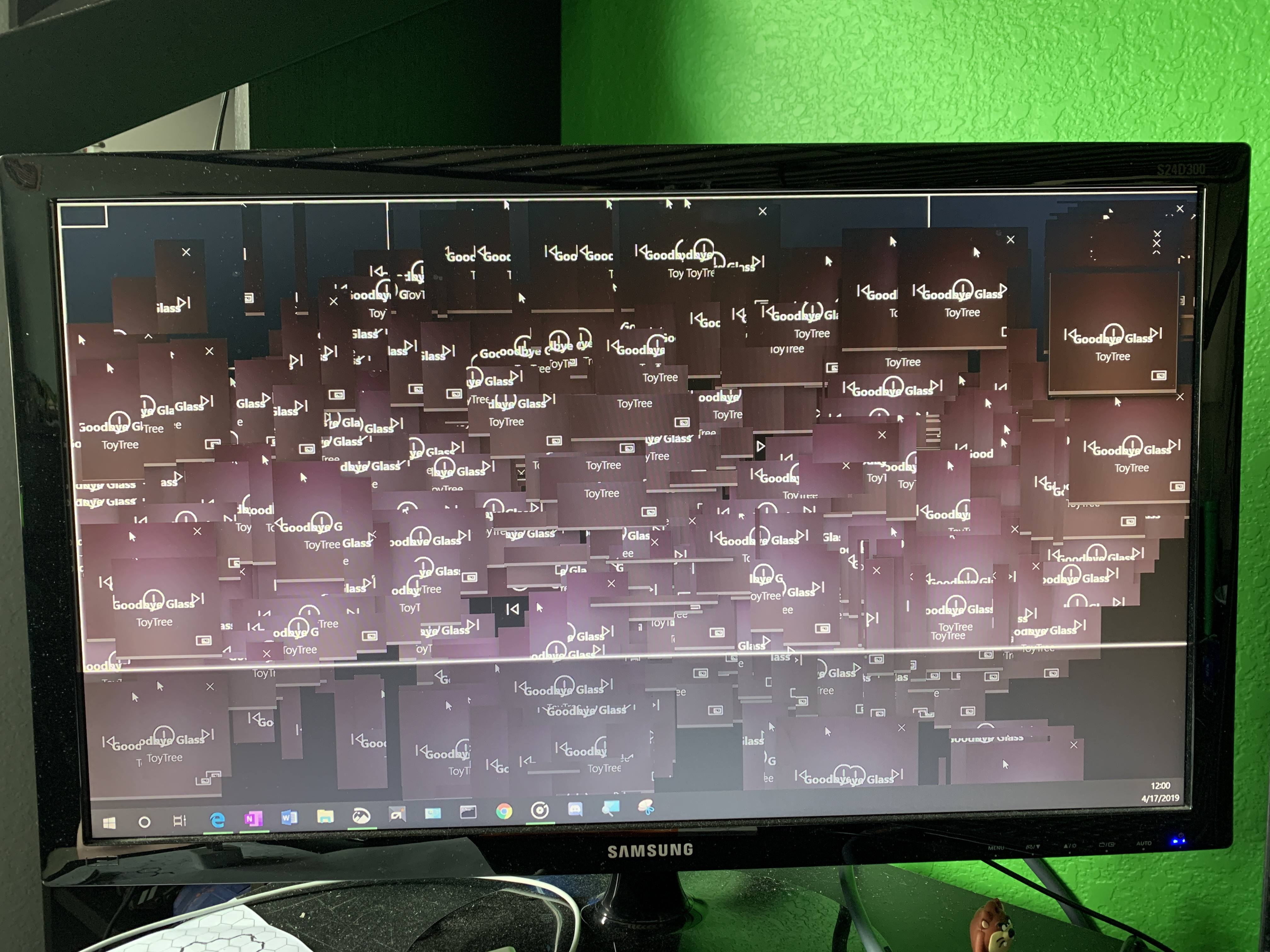 Screen tearing and other issues - Troubleshooting - Linus