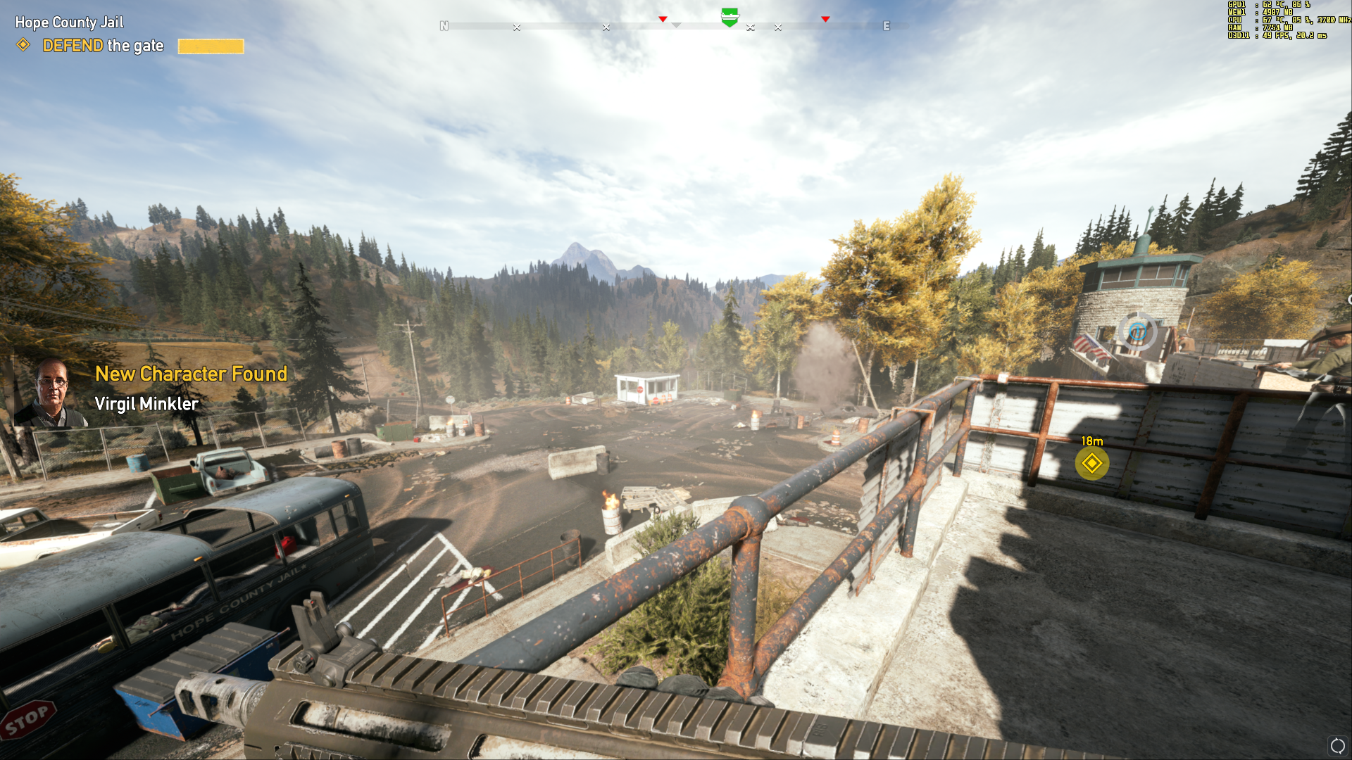 Poor perfomance on FAR CRY 5, gtx 1070 i54690 - PC Gaming