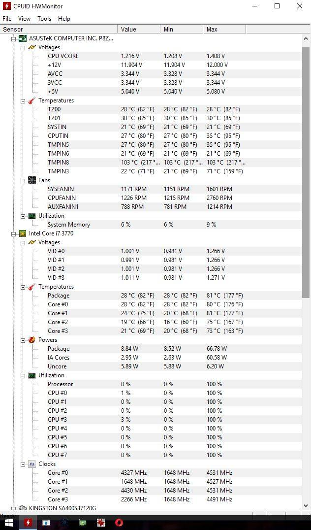 why does my non k i7-3770 overclock/turbo to 4 5ghz - CPUs