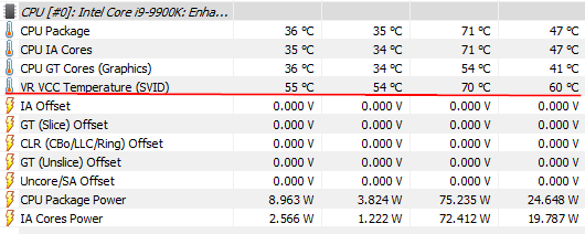 i9-9900k does not boost to 5GHz anymore - CPUs, Motherboards