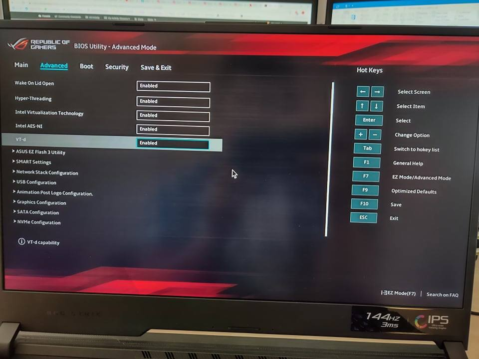 New Strix G731GW made me sad, help please! - Laptops and Pre