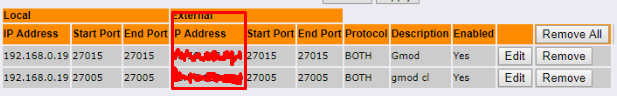 Port forwarding not opening ports - Networking - Linus Tech Tips