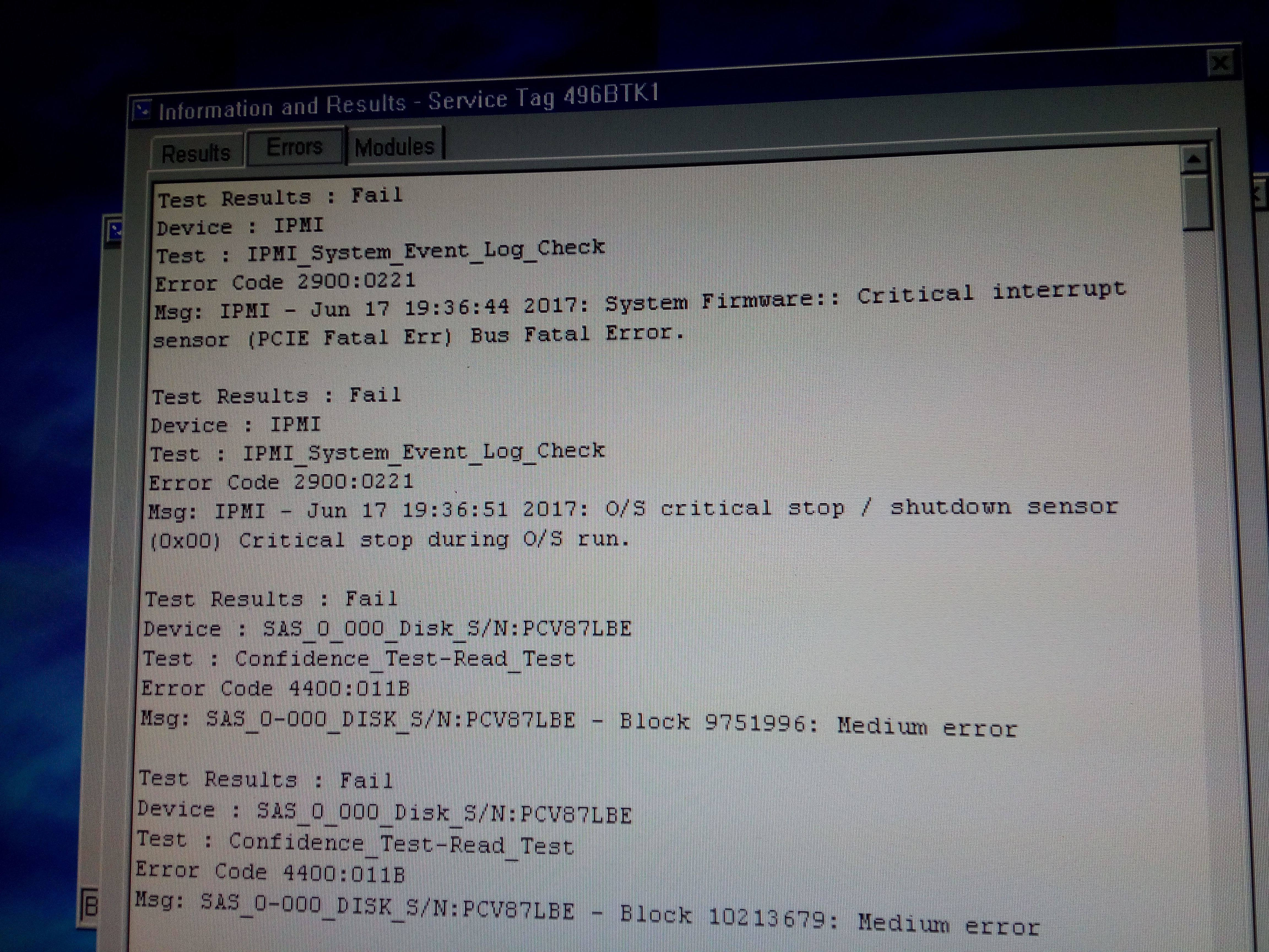 Dell Error Code 2900 0221 - Dell Photos and Images 2018
