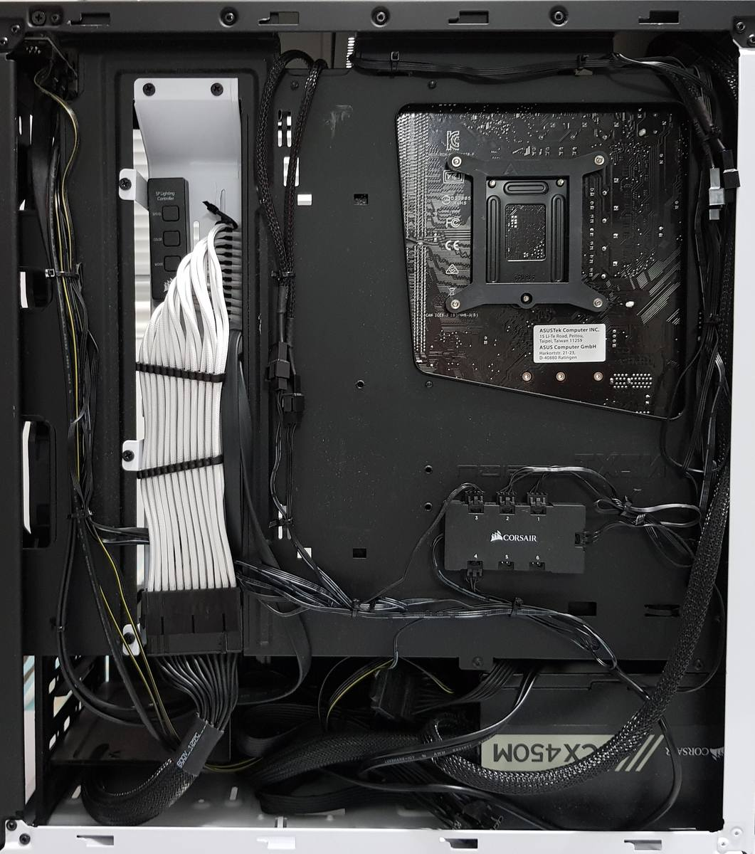 181222 - Rear cable management - The improvement