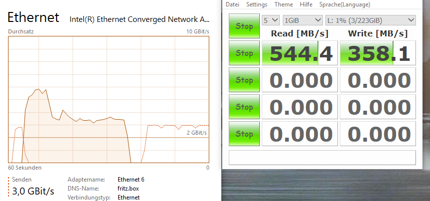 Why can't it just work? [10Gbe FreeNAS] - Networking - Linus