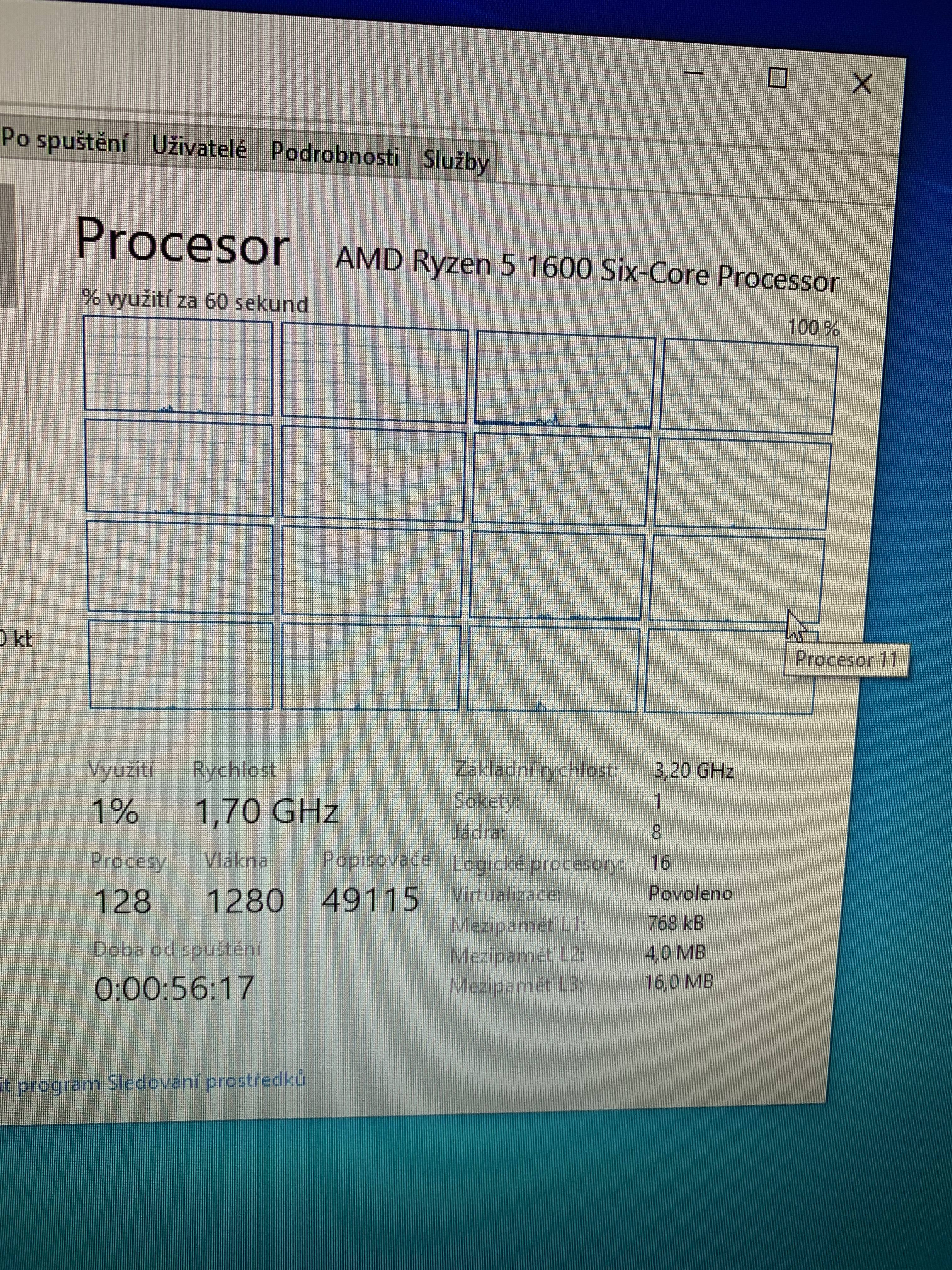 8 core Ryzen 5 1600? WTF? - CPUs, Motherboards, and Memory