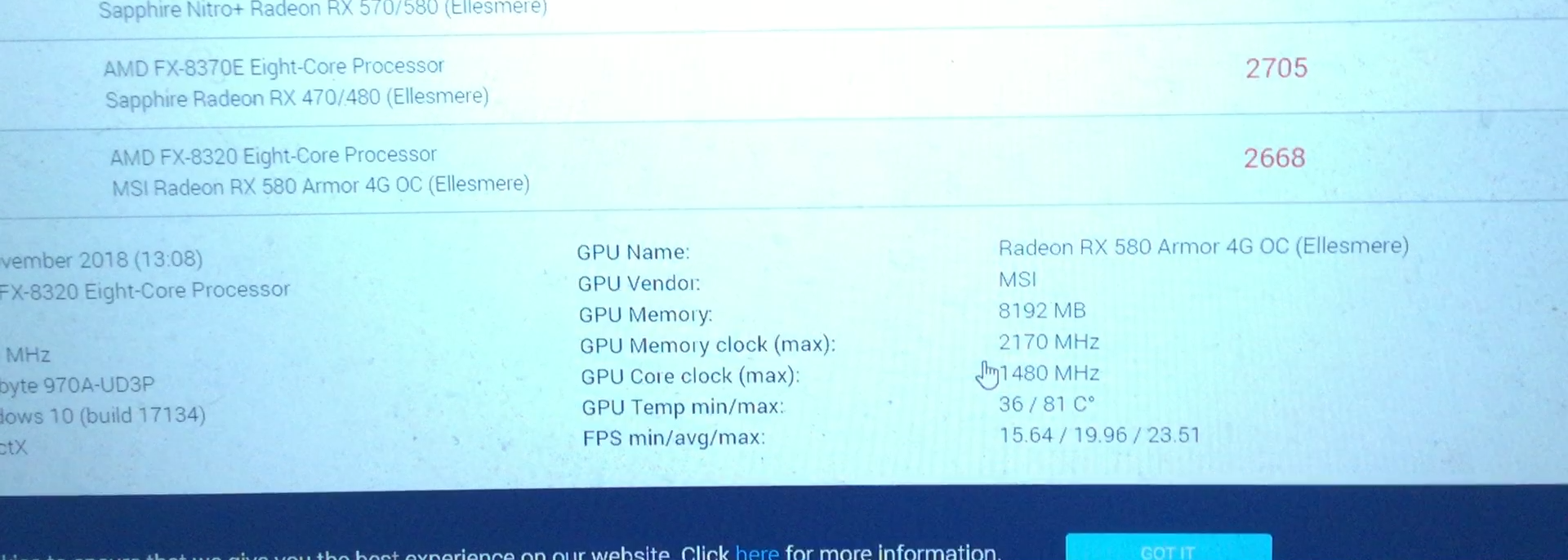 Why you should always keep your GPU drivers (and benchmark