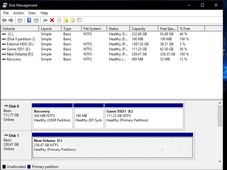 How to fromate a hard disk from bios - Storage Devices