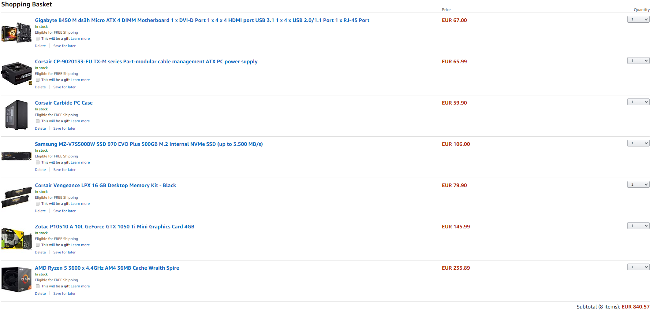 Want to build my dad a Photo editing PC - New Builds and