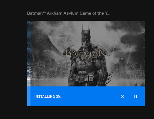 Is There Any Way To Pause Downloads In Epic Games Launcher Pc Gaming Linus Tech Tips