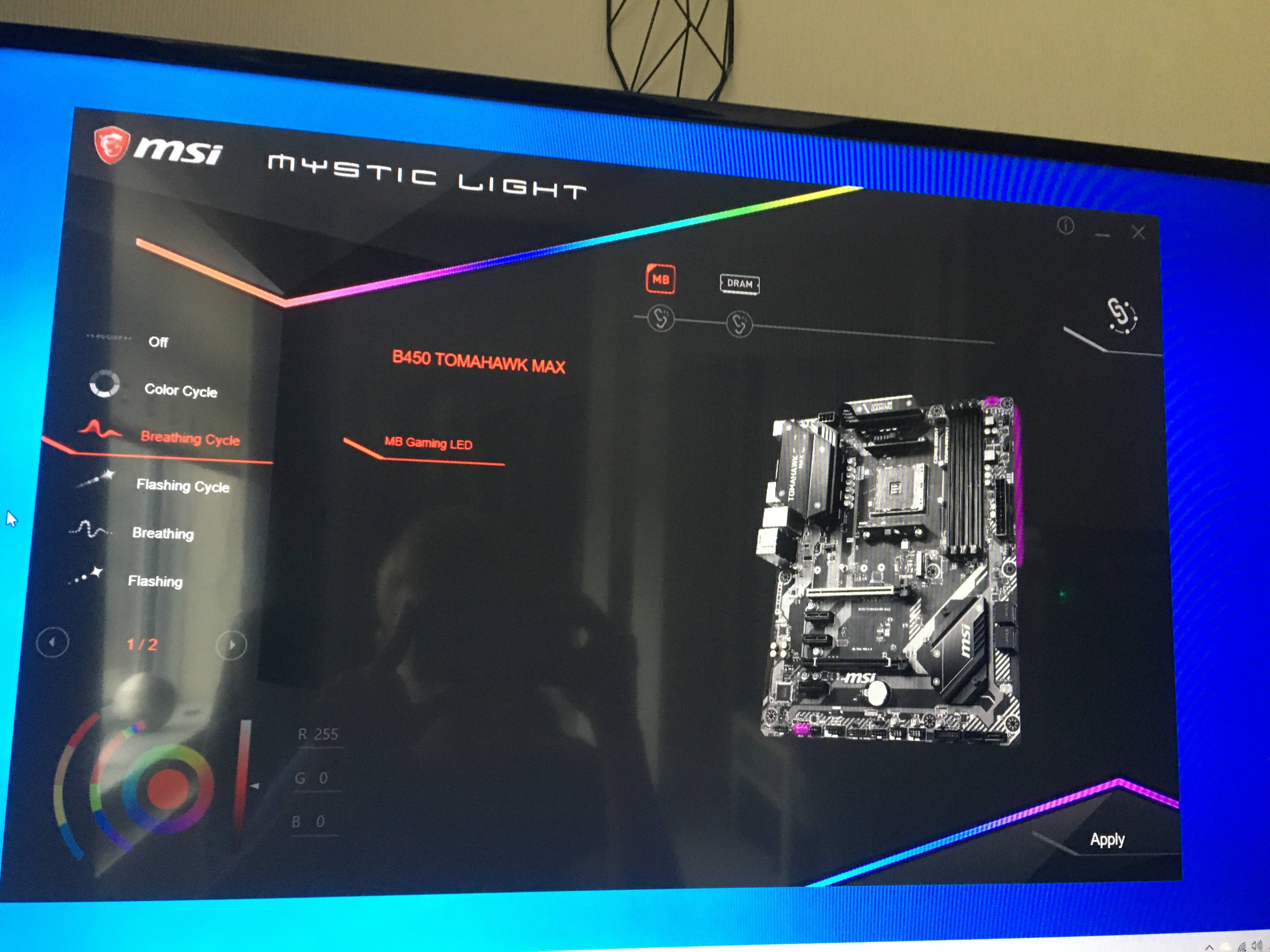 Fans Not Detected In Mystic Light Cpus Motherboards And Memory Linus Tech Tips Gk50 keyboard not supported by mystic light. fans not detected in mystic light