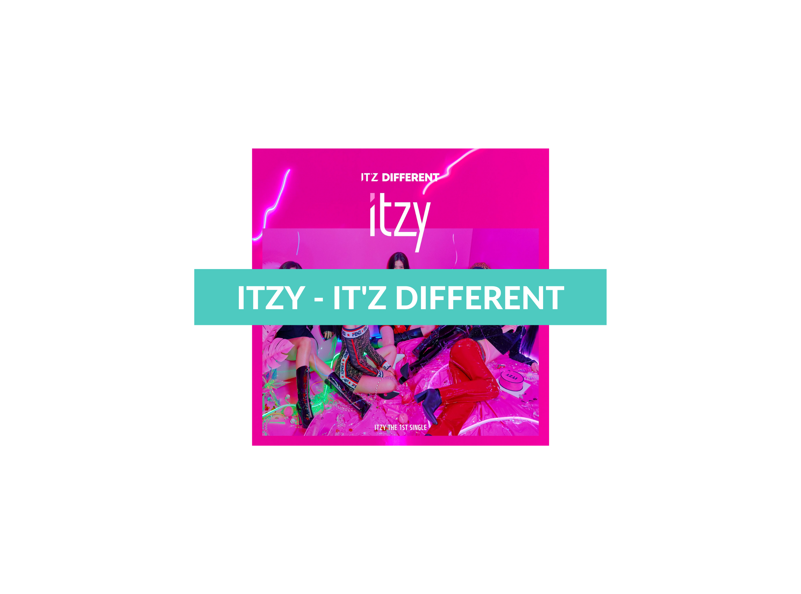 Itzy - IT'z Different