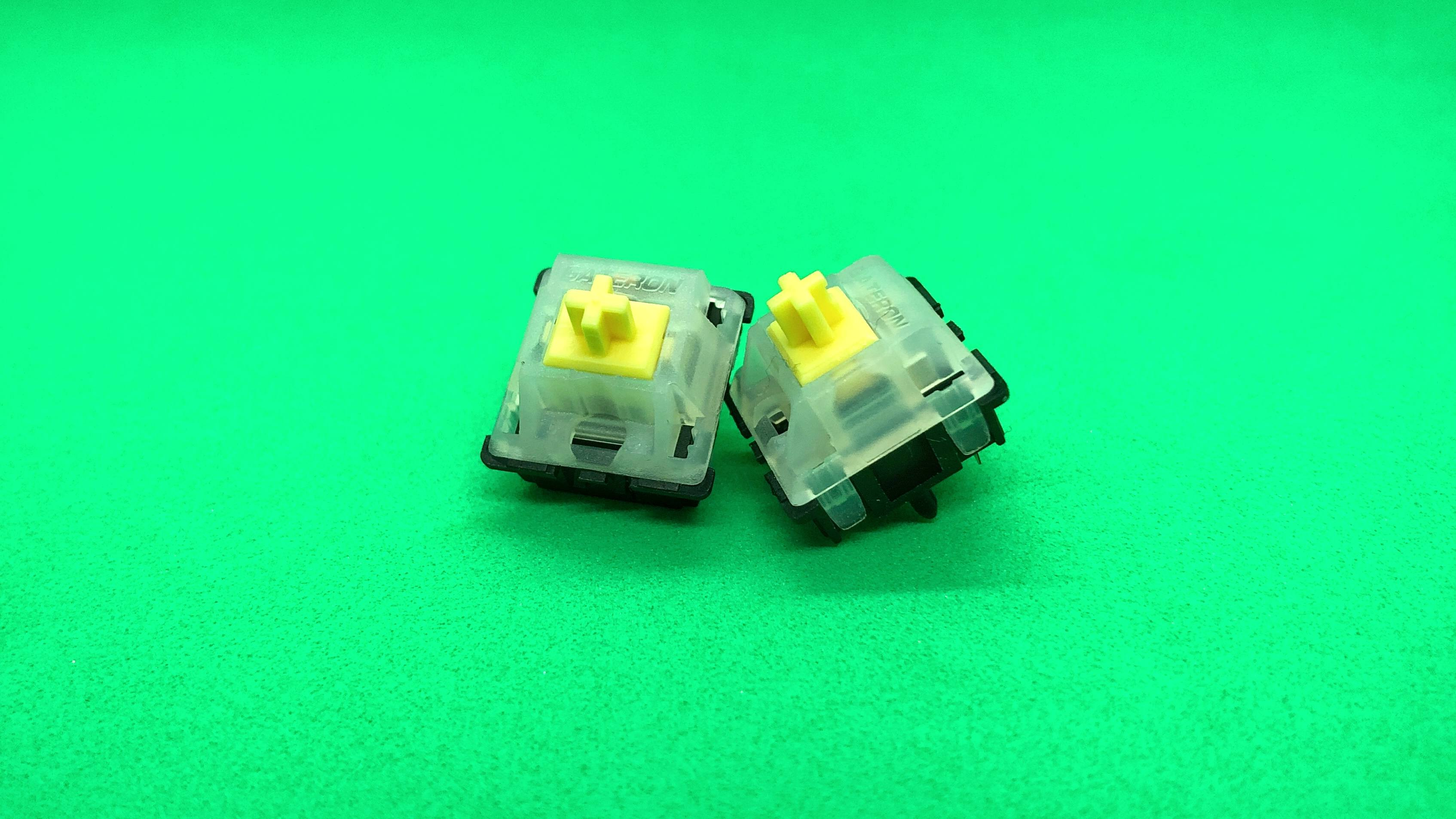 Gateron Yellow - The Balanced Option