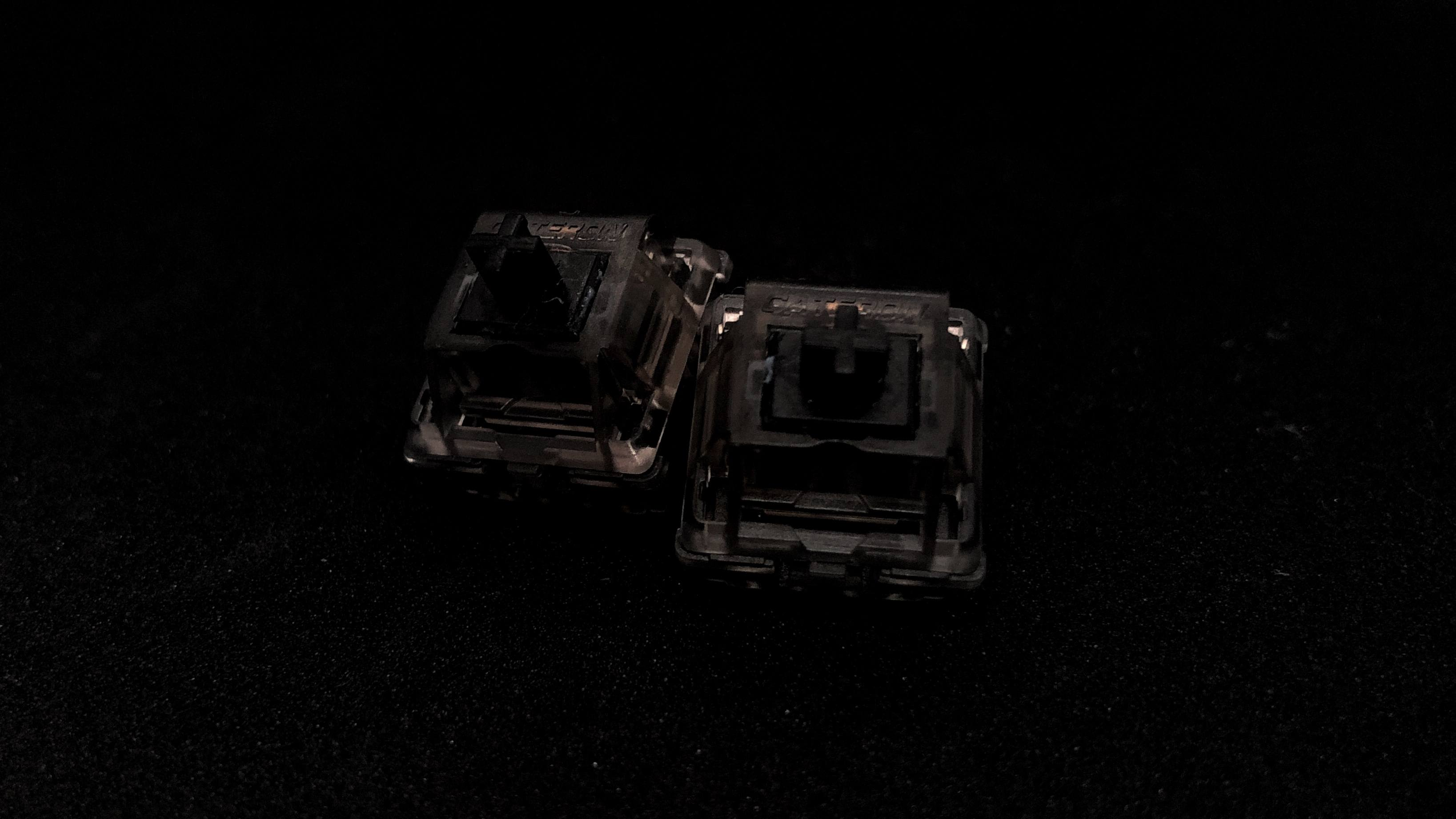 Gateron Ink Black - Smooth Like Silk