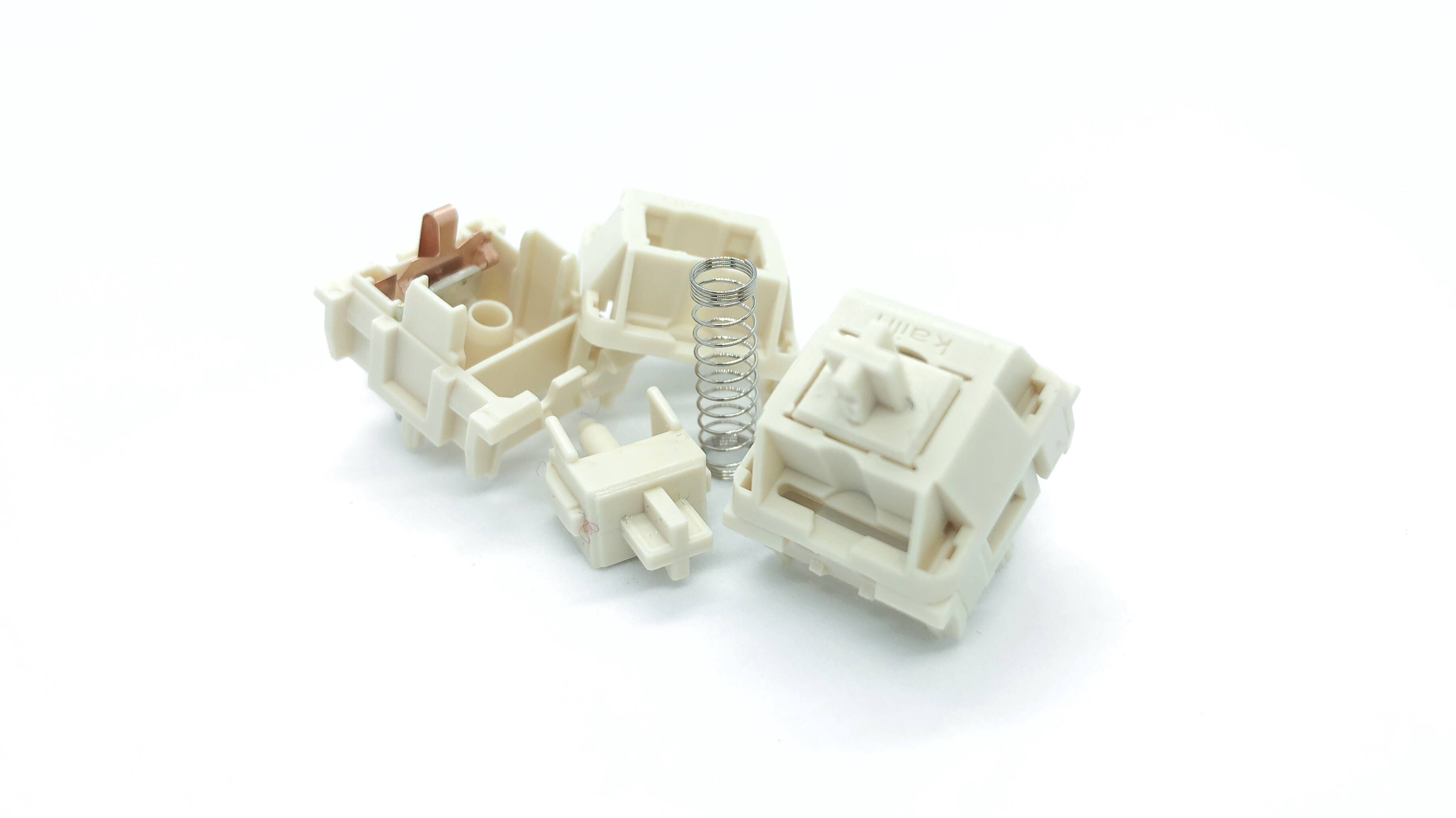NovelKeys Creams - Contender For Best Stock Switch