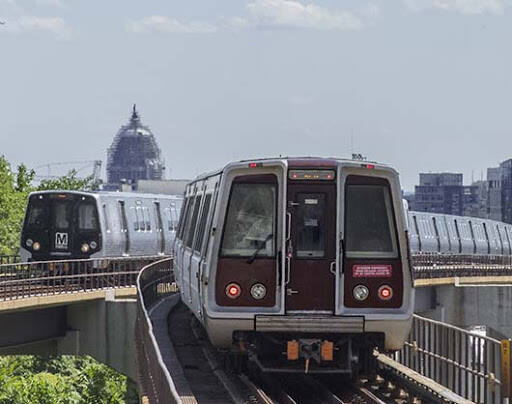 Some rambilings about the DC Metro