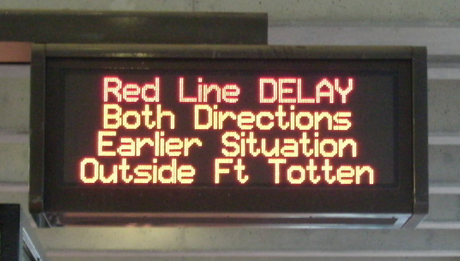 The DC Metro's lowest points--The June 2009 Red Line collision and the 2015 L'Enfant Plaza smoke incident